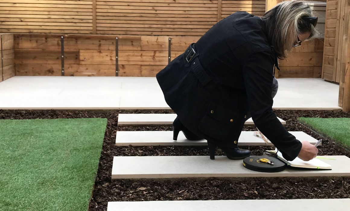 andrea vytlacil garden design blog new project-north east london feb 2019